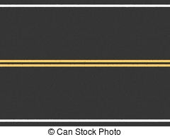 Straight road horizontal clipart - PNG Horizontal Road
