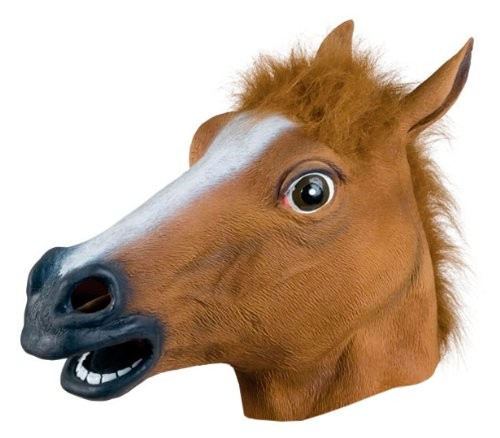 Accoutrements Horse Head Mask - PNG Horse Head