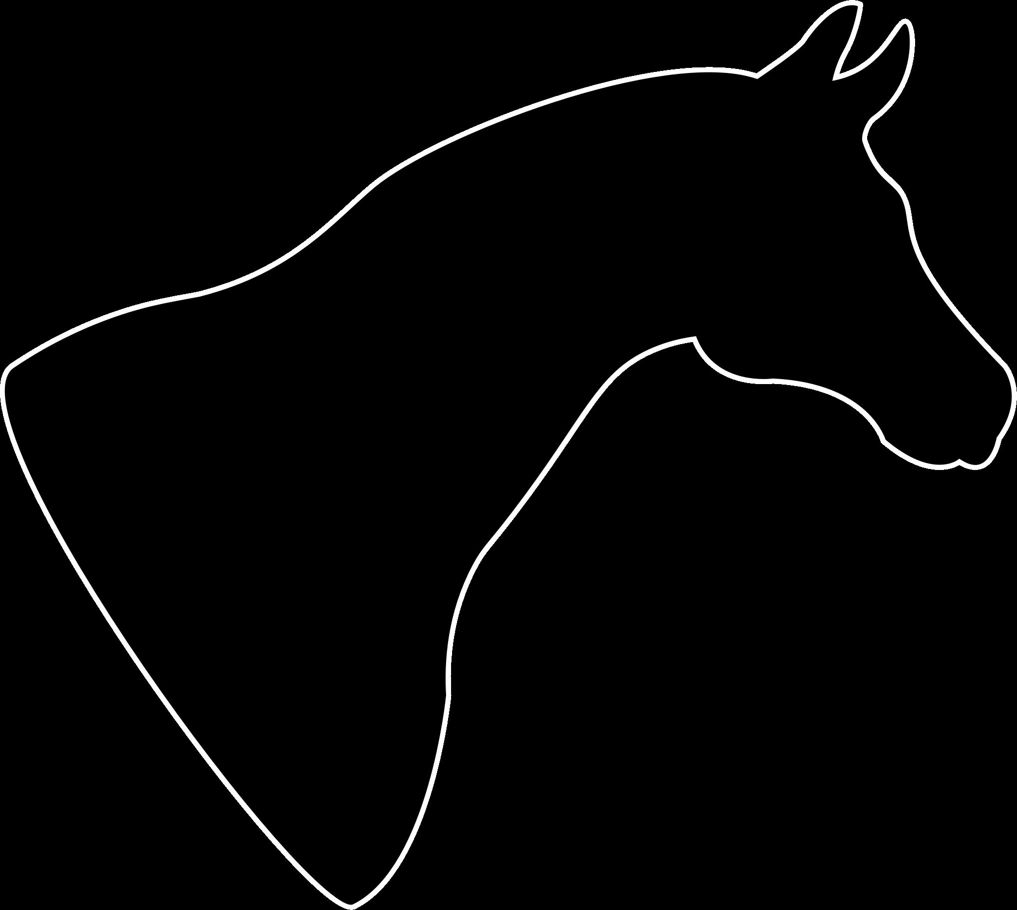 PNG Horse Head - 53293