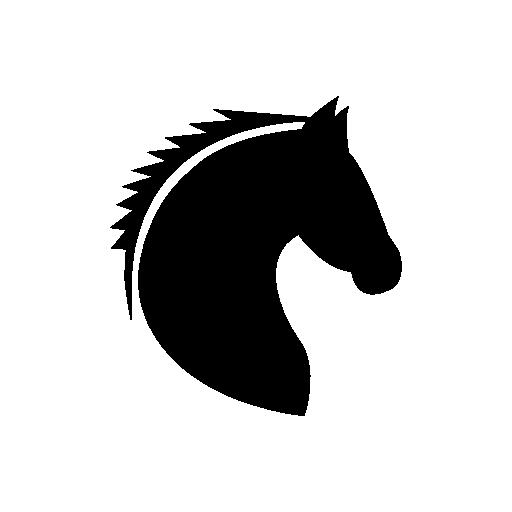 PNG Horse Head - 53283