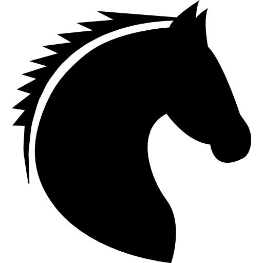 Horse head free icon - PNG Horse Head