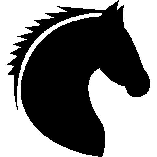 PNG Horse Head - 53292