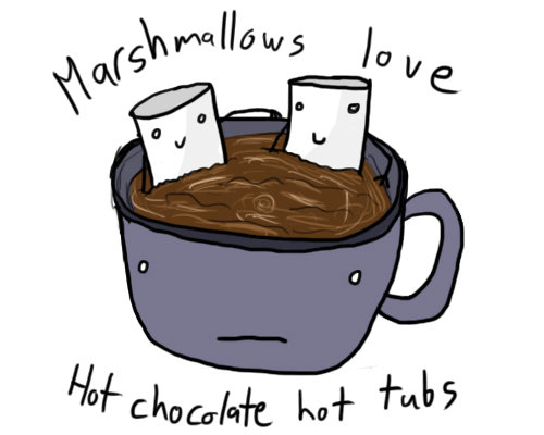 Hot chocolate hot tubs.png - PNG Hot Chocolate