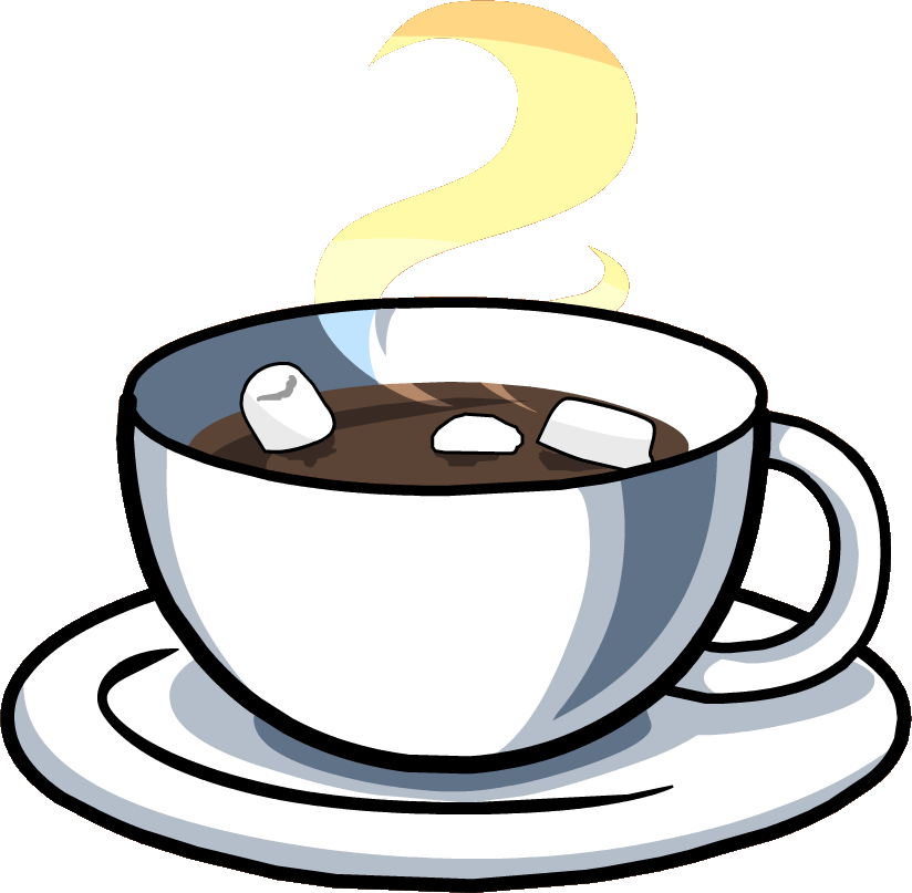 Image - Hot Chocolate cup cutout.png | Club Penguin Wiki | FANDOM powered  by Wikia - PNG Hot Chocolate