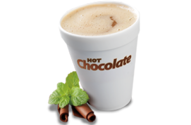 Milky Hot Chocolate - PNG Hot Chocolate