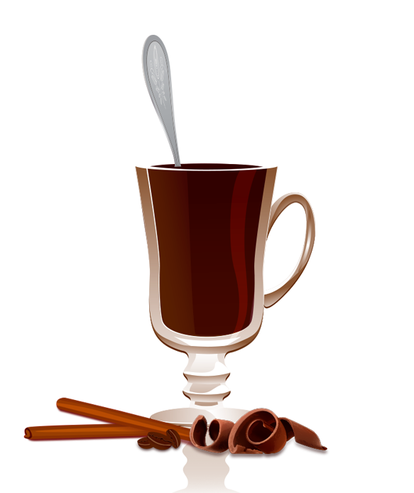 Red Wine Hot Chocolate - PNG Hot Chocolate