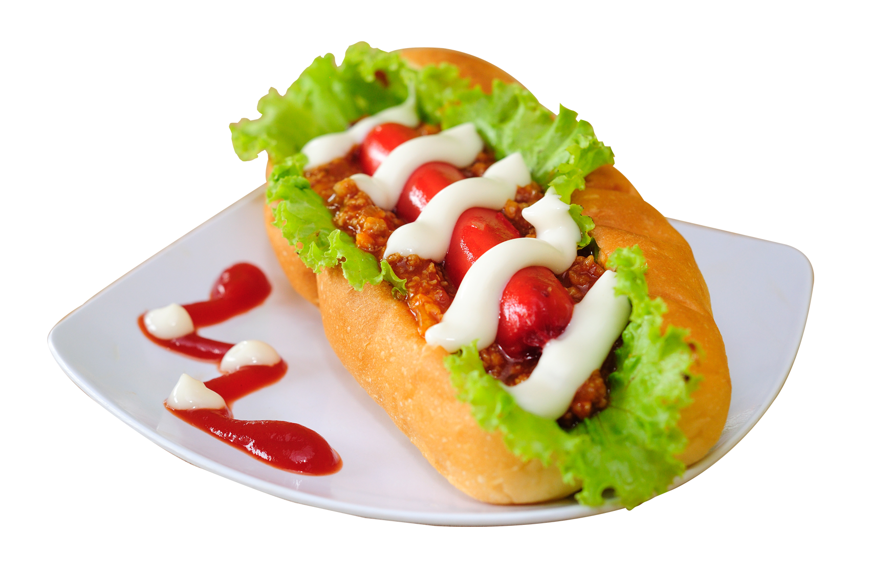 PNG Hot Dog-PlusPNG.com-1700 - PNG Hot Dog