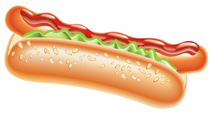 Fast Food PNG Cliparu2026 Hot Dog PNG Clipart - PNG Hot Dog