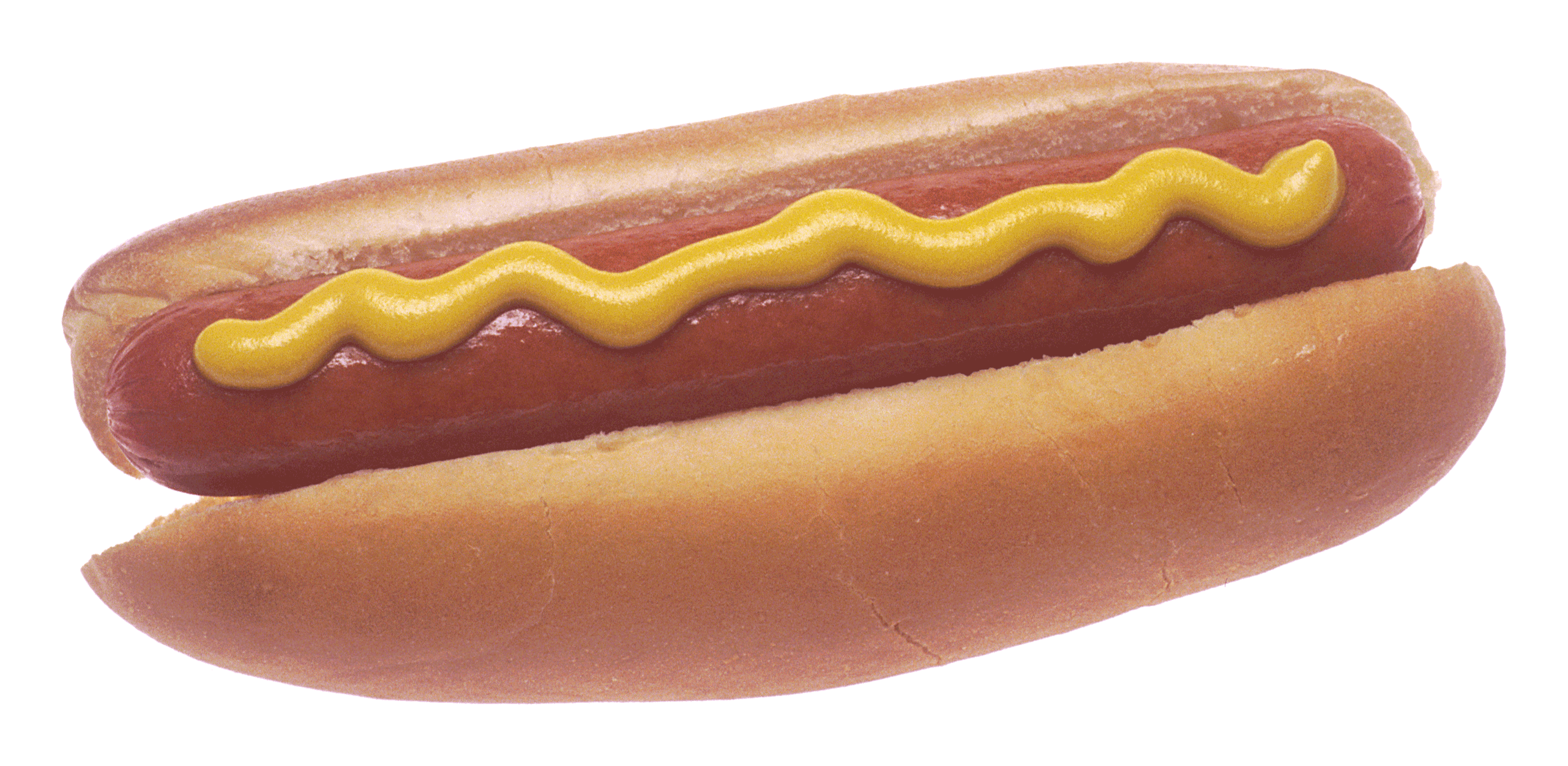 File:Hot dog with mustard.png - PNG Hot Dog