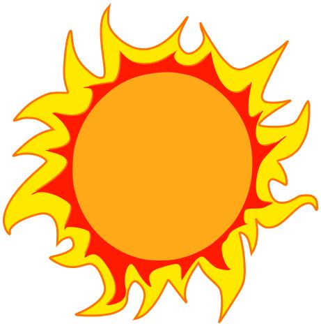 PNG Hot Sun - 47247