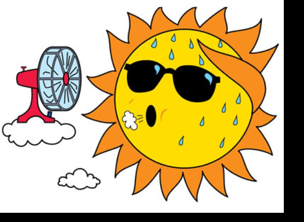 PNG Hot Sun