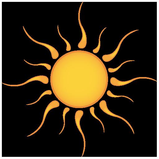 PNG Hot Sun - 47256
