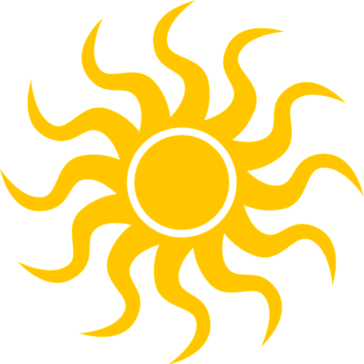 PNG Hot Sun - 47259