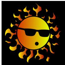 PNG Hot Sun - 47257
