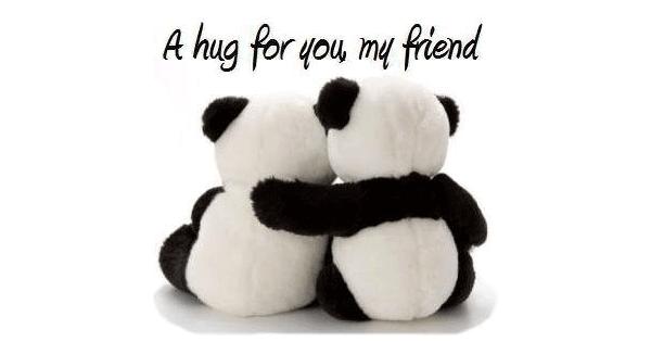 PNG Hugs Friends - 52733
