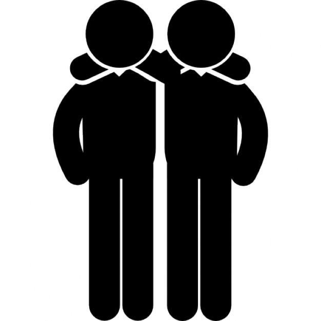 PNG Hugs Friends - 52731