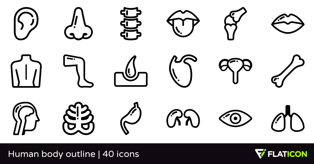 PNG Human Body Outline - 69389