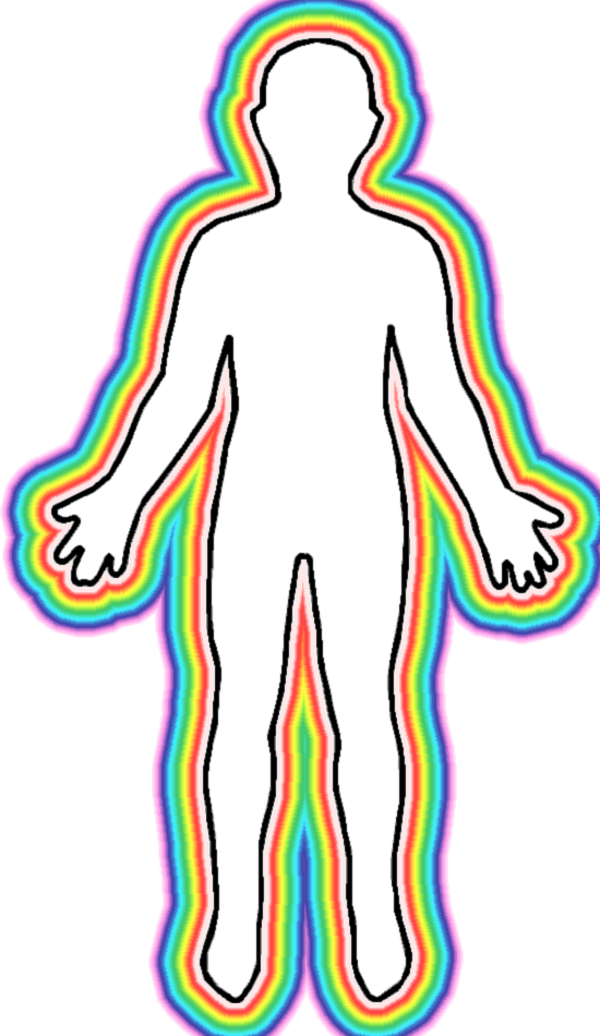 PNG Human Body Outline - 69390