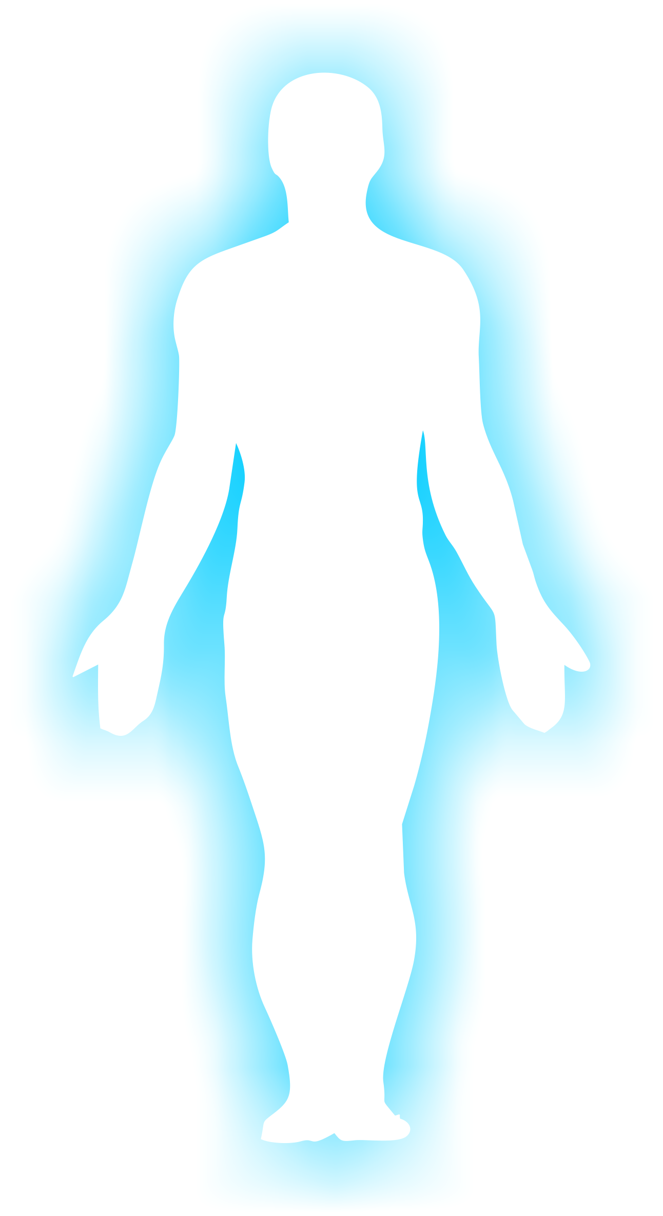 PNG Human Body Outline - 69382