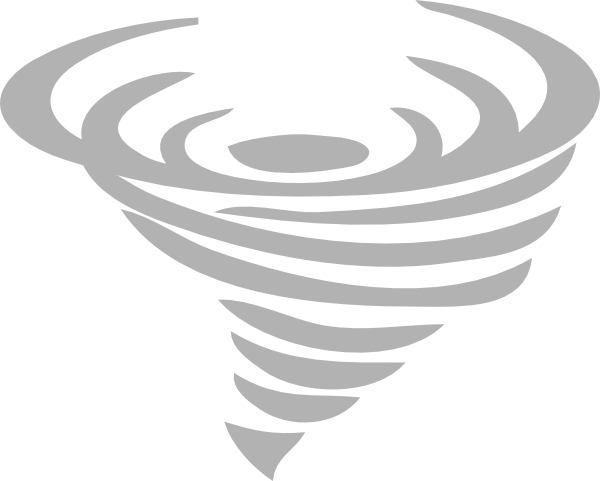 tornado PNG image with transparent background - PNG Hurricane