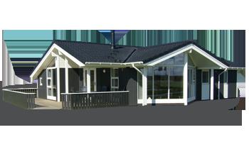 SKARRIDSØ - PNG Hus
