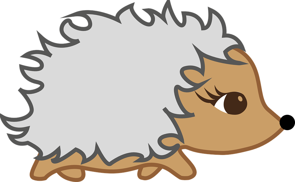 Free vector graphic: Hedgehog, Autumn, Hibernation - Free Image on Pixabay  - 1158775 - PNG Igel