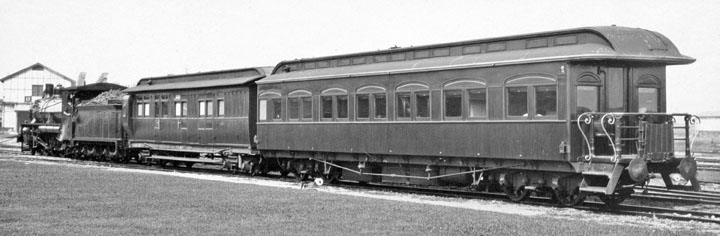 File:Queensland State Archives 2142 Viceregal Train c 1936.png - PNG Image Of Train