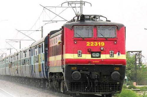 Image used for representational purpose only - PNG Image Of Train