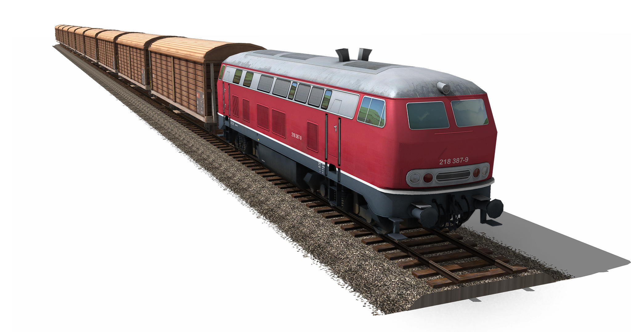 PNG Image Of Train - 48344