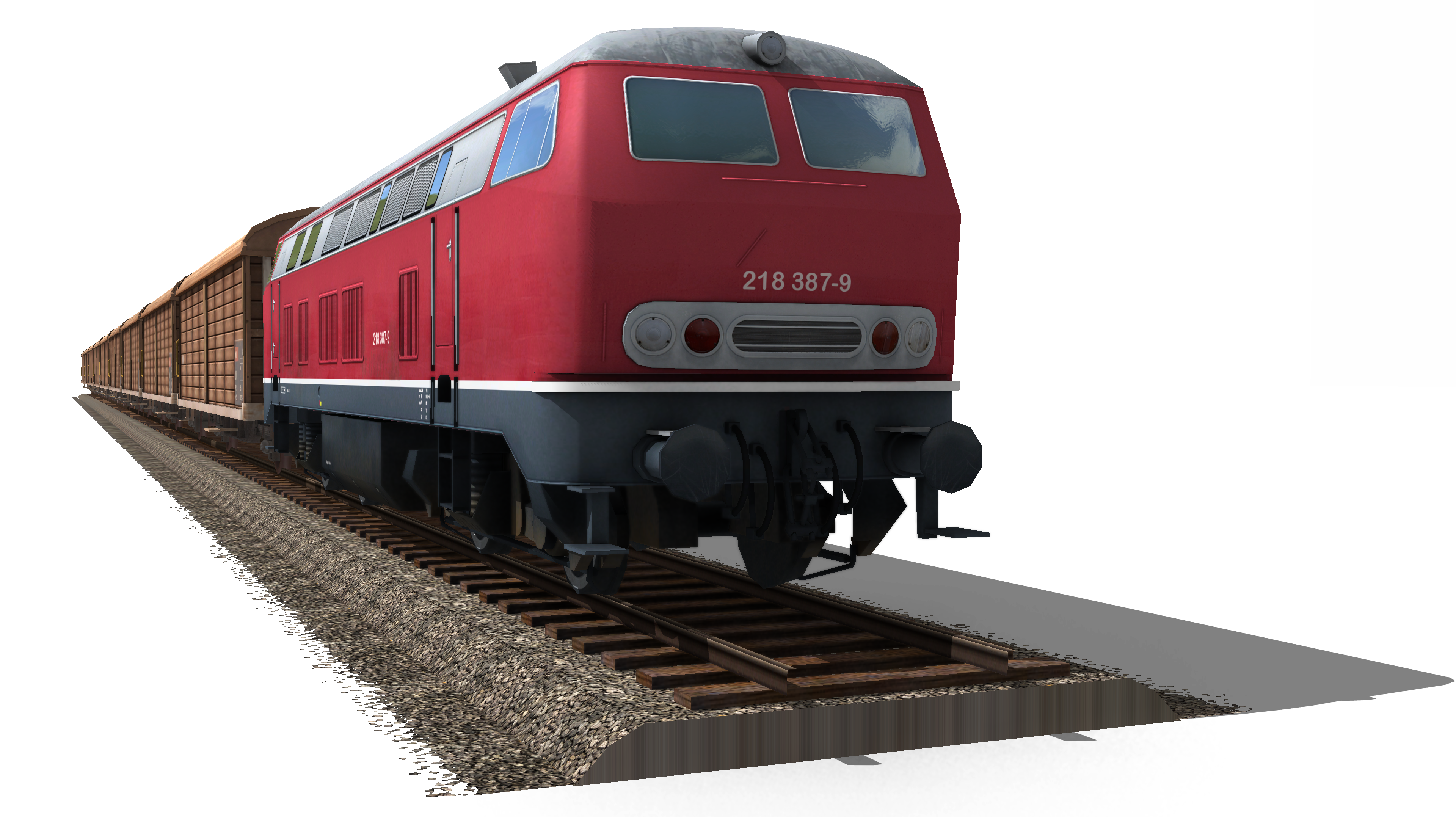 Train PNG - PNG Image Of Train