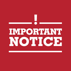 PNG Important Notice - 50750