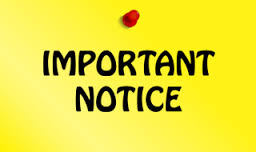 PNG Important Notice - 50751