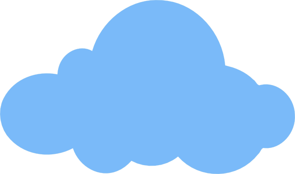 Internet Cloud Clipart - PNG Internet Cloud
