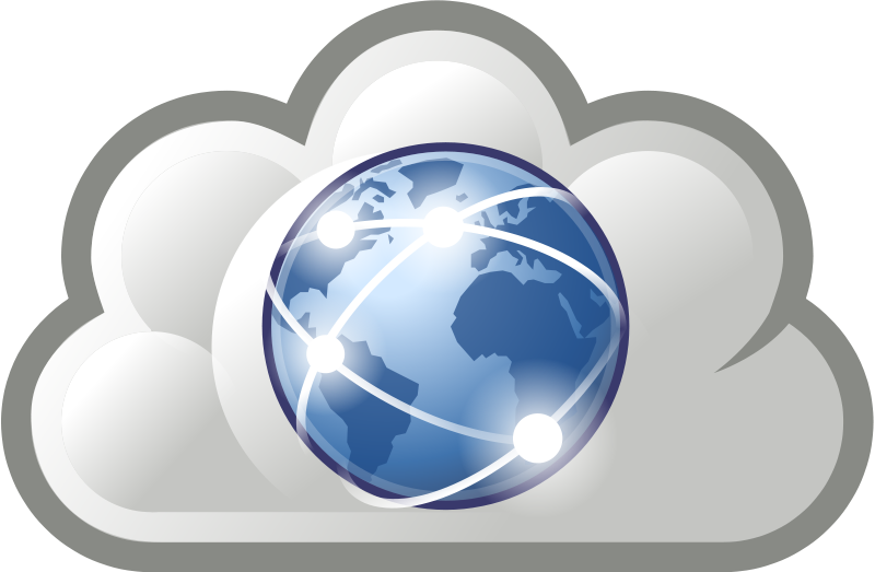 Internet Cloud Png - PNG Internet Cloud