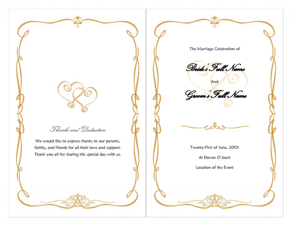 Luxury Gold Border Wedding Invitation Wording Etiquette Png Borders