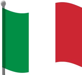 PNG Italian Flag - 48272