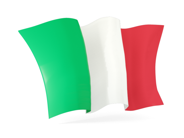 Waving flag. Download flag icon of Italy at PNG format - PNG Italian Flag