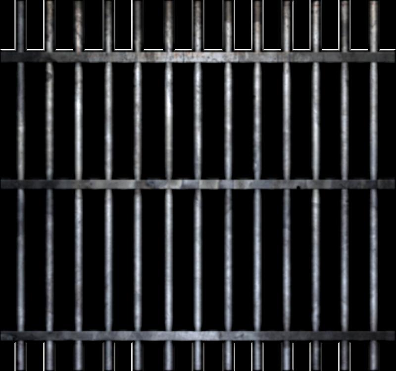 PNG Jail-PlusPNG.com-800 - PNG Jail