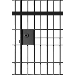 Gallery For u003e Jail Bars Clip Art Png - PNG Jail
