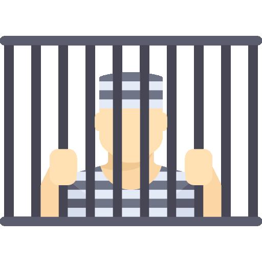 Jail free icon - PNG Jail
