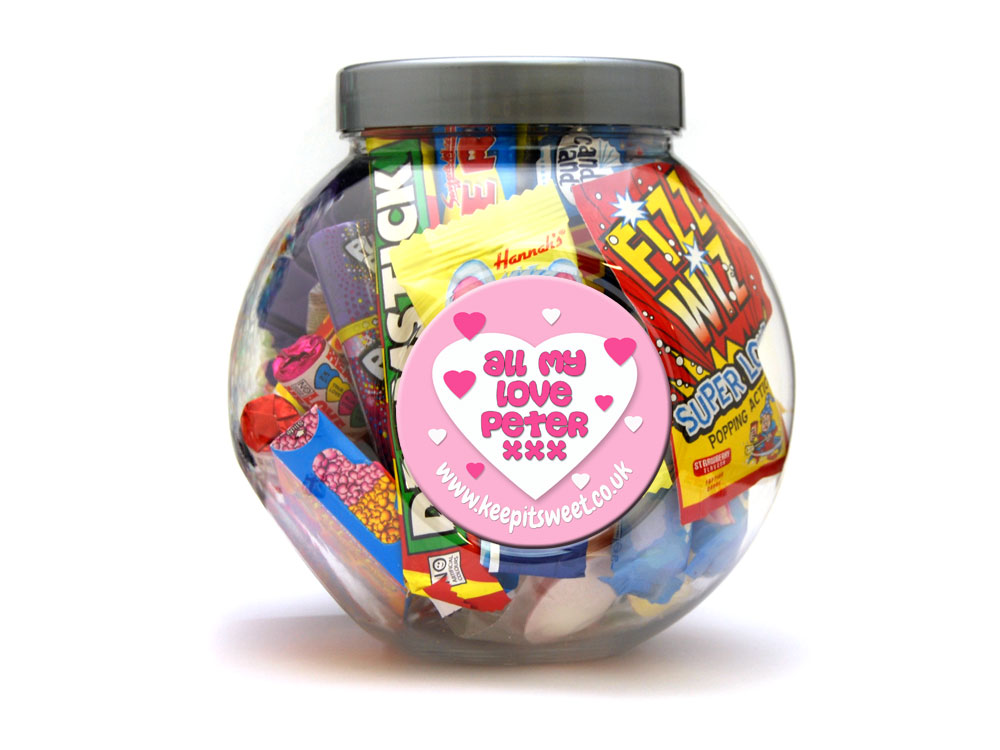 PNG Jar Of Sweets