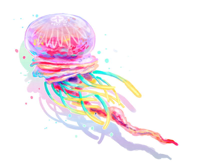 PNG Jellyfish - 48990