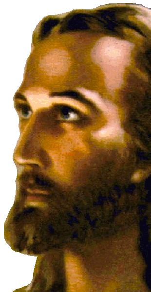 Christianity: Face of Jesus C