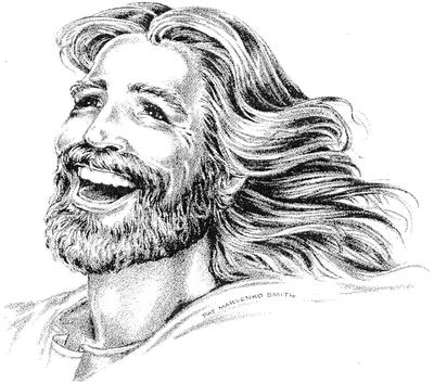 PNG Jesus Face - 69620