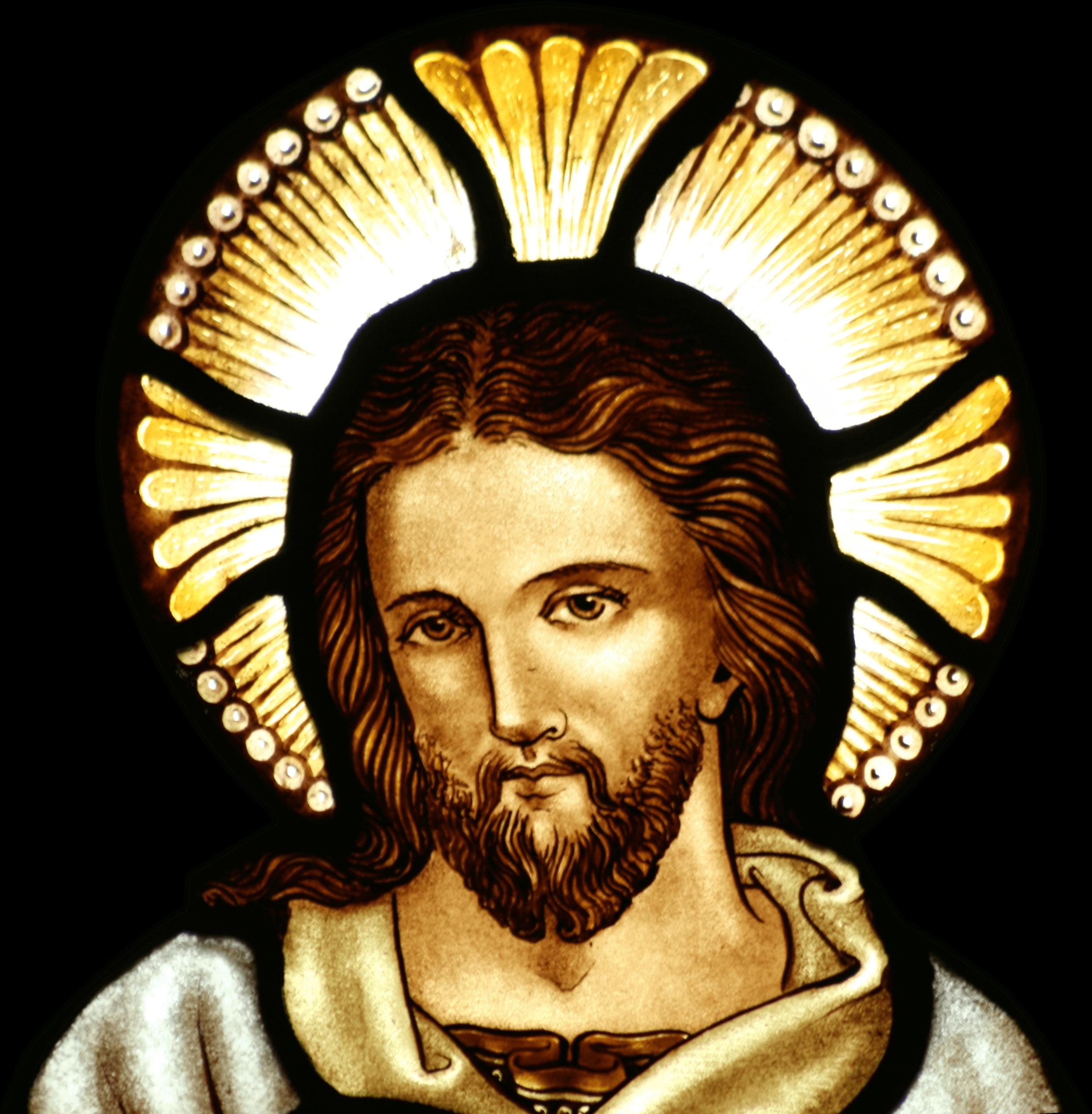 Jesus Face - PNG Jesus Face