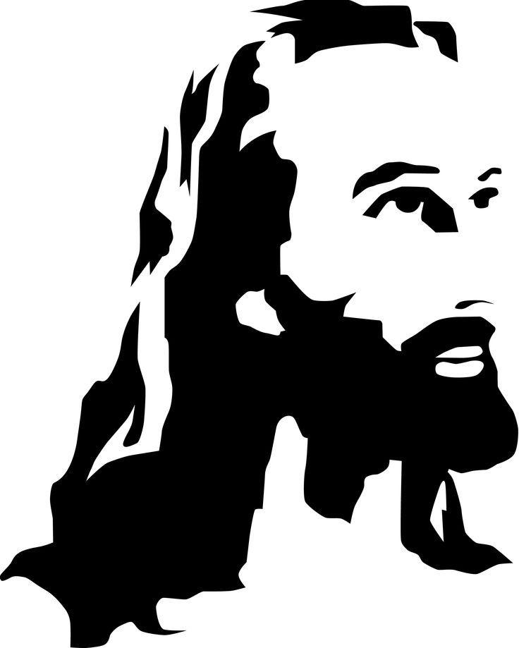Jesus Face Clipart 10 - PNG Jesus Face
