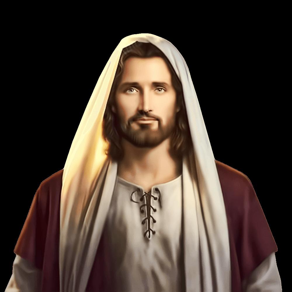 PNG Jesus - 69812