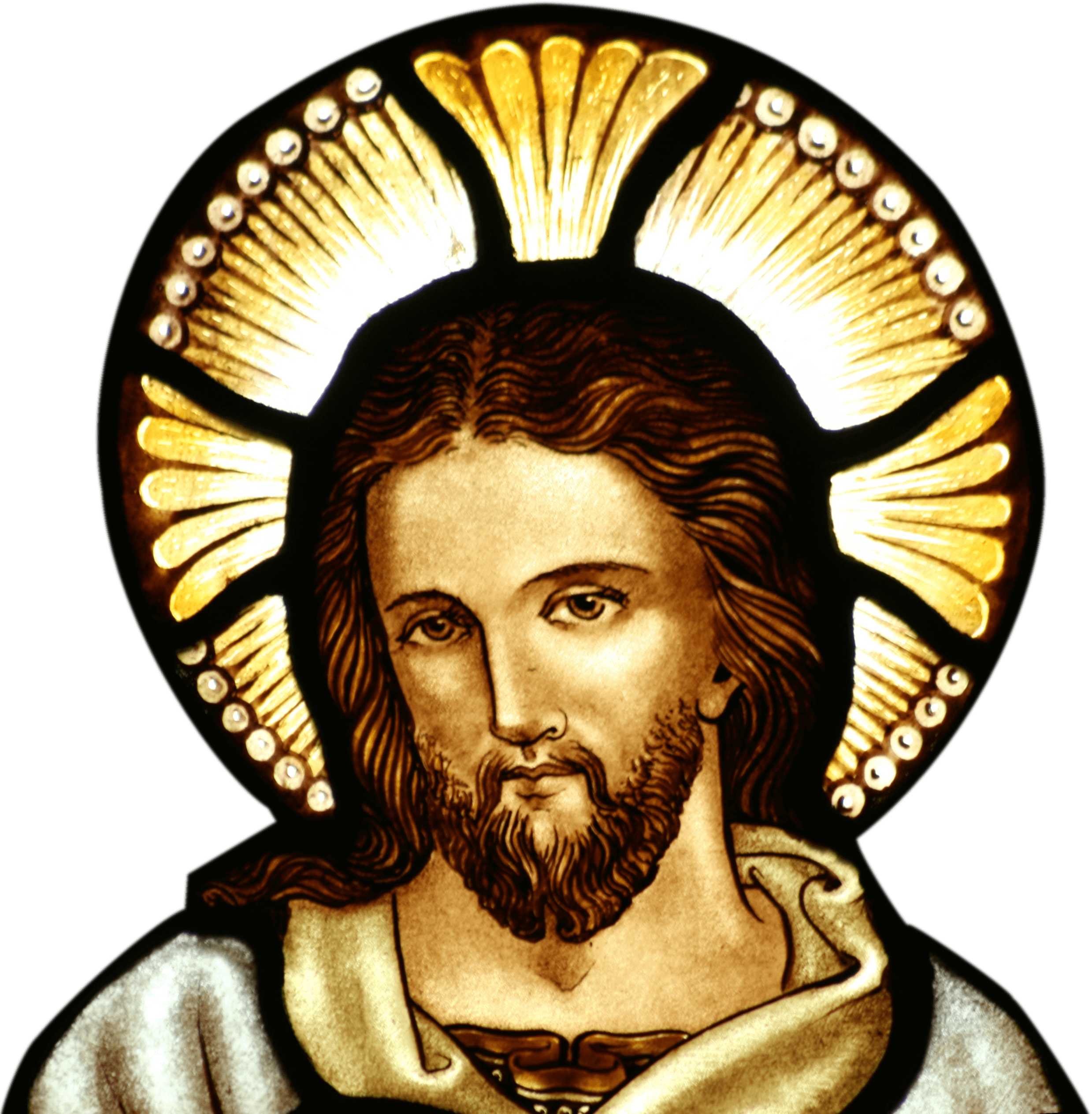 Jesus Face - PNG Jesus