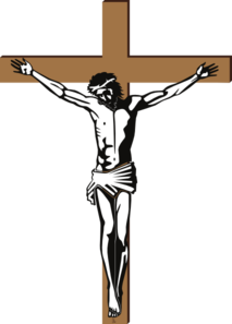PNG Jesus On The Cross - 69834
