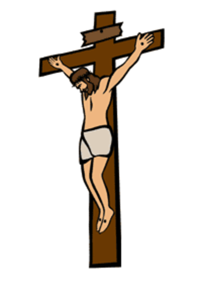 PNG Jesus On The Cross - 69828